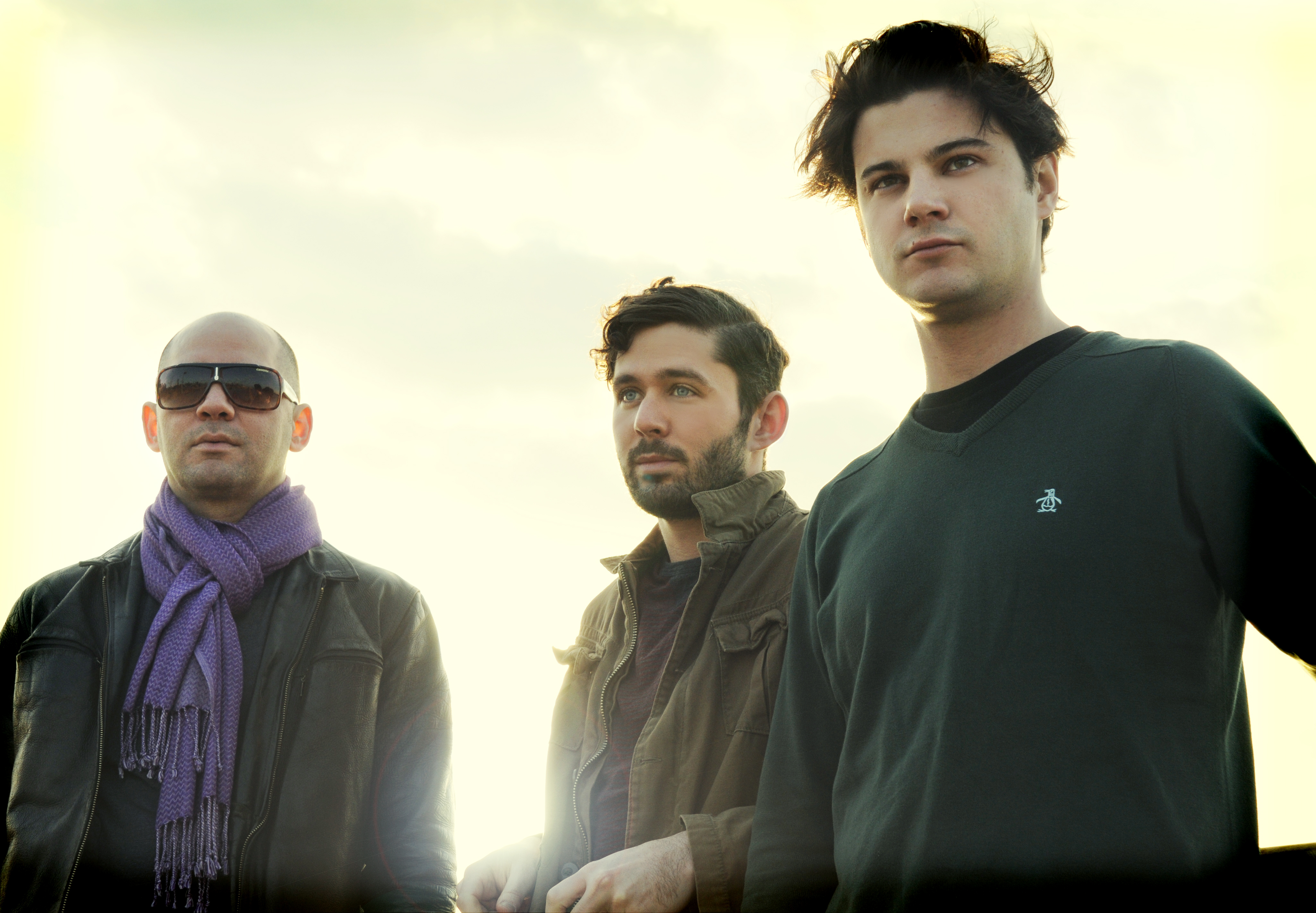 The Antlers Press Shot 2012